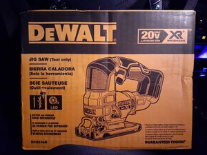 Dewalt Jig Saw for Sale in Bakersfield, CA