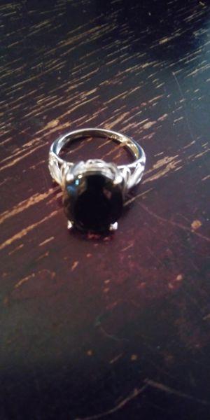Elite Shungite Ring Sterling Silver for Sale in Manor, TX