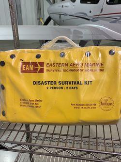Eastern Aero Marine Disaster Survival Kit for Sale in El Cajon,  CA
