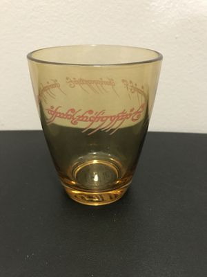 Lord of the Rings Zak! Color Changing Glass Collectible - Loot Crate for Sale in Clark, NJ