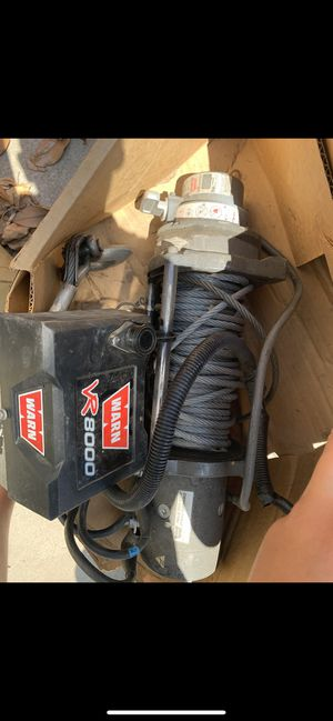 Winch for Sale in San Bernardino, CA