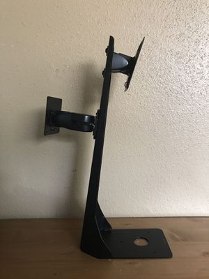 Dual LCD monitor desk mount stand. for Sale in Houston, TX