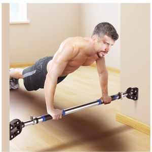 Doorway Pull Up and Chin Up Bar Upper Body Workout Bar for Home Gym Exercise Fitness & 440 LBS for Sale in Hacienda Heights, CA