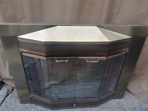 fireplace doors for Sale in Yonkers, NY