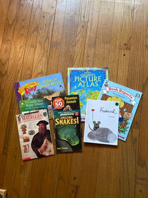 8 kid's books for Sale in New Britain, CT