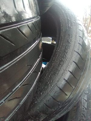 4 TIRES FRONT 275//40//20 REAR 315//35//20 for Sale in Las Vegas, NV