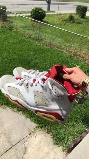Jordan 6s alternates (size 12) for Sale in Appomattox, VA