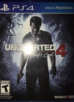 Uncharted 4: A Thief's End for Sale in Falls Church, VA
