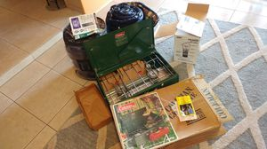 Coleman camping items stove, lantern, sleeping bags for Sale in Mesa, AZ
