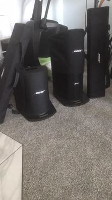 Bose L1 Professional Speakers for Sale in Wichita, KS