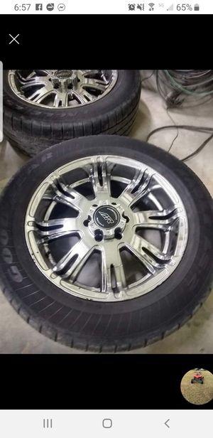 American racing Chevy 6 lug for Sale in Vidalia, LA