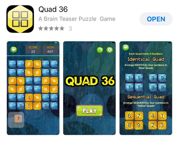 New IOS Game for free