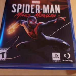 PS5 Miles Morales Spiderman for Sale in Tijuana, MX
