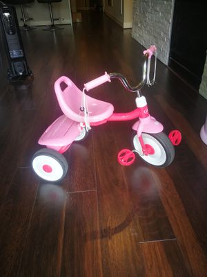 Radio Flyer Folding Trike Pink for Sale in Bothell, WA