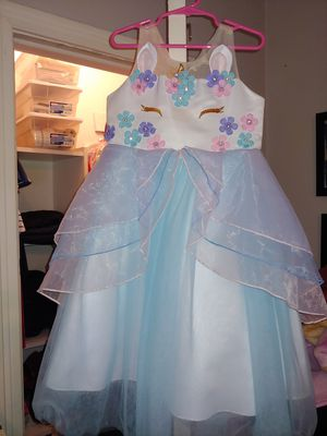Unicorn dress for Sale in Houston, TX