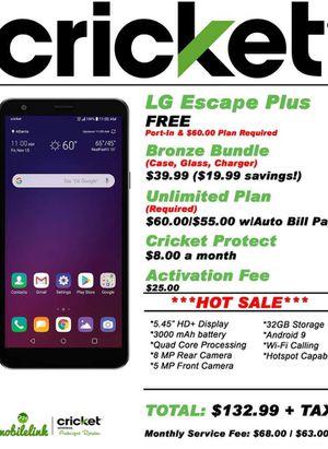 LG Escape plus for Sale in Chattanooga, TN