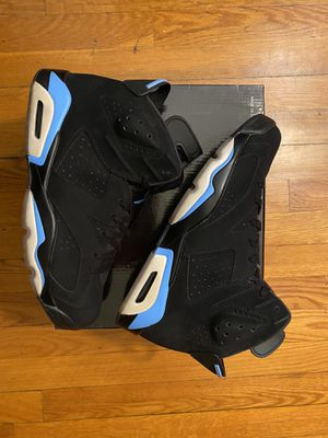 "AIR JORDAN RETRO 6 ""UNC"" SZ 11 for Sale in Arlington, VA"