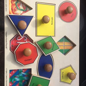 Lnew Kids wood puzzle board only $10 for Sale in Glen Burnie, MD