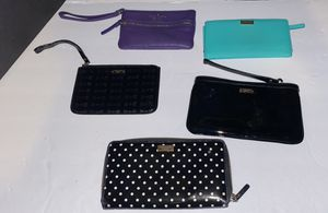 Kate spade ♠️ wristlet and wallets lot for Sale in Dublin, OH