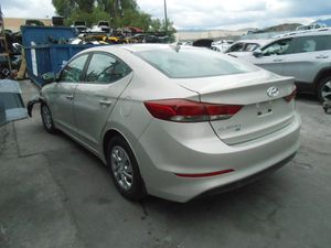 2017 Hyundai Elantra Sedan part out for Sale in Los Angeles, CA