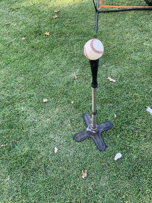 Baseball batting tee for Sale in Brea, CA
