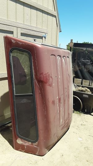 Camper shell for Sale in Hanford, CA
