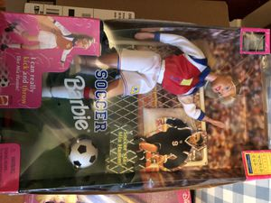 Soccer Barbie for Sale in Sterling, VA