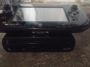 Nintendo Wii U 32gb for Sale in Spokane, WA
