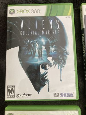 XBox 360 game - aliens colonial marines for Sale in Riverside, CA