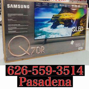 Samsung 55 inch QLED 4K TV Q7 qn55Q70r for Sale in Burbank, CA