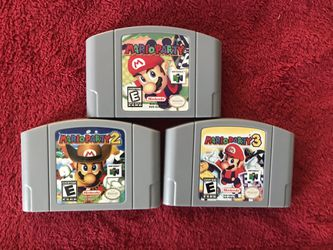 Mario Party 123 Nintendo 64 Game for Sale in Old Saybrook,  CT