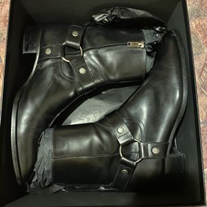 Saint Laurent Wyatt Boots for Sale in North Las Vegas, NV