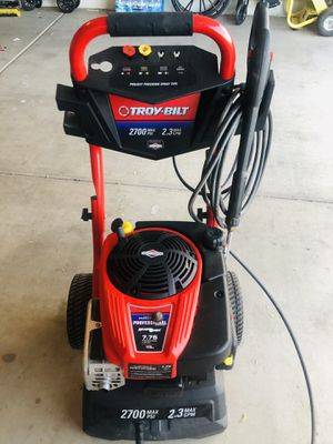 Pressure washer for Sale in Peoria, AZ