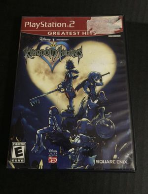 Kingdom Hearts For PS2 for Sale in Salt Lake City, UT