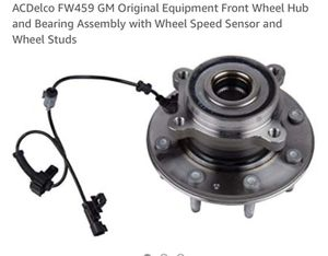 Front hub GMC Chevy for Sale in Hudson, FL