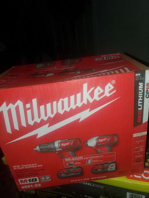 Milwaukee M18 Combo Kit for Sale in Phillips Ranch, CA