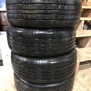 4 15in Fiat 500 Tires And Wheels for Sale in Elma, WA