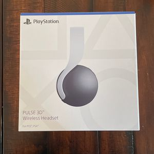 Pulse 3D PS5 Headset Brand New for Sale in Eatontown, NJ