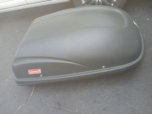 Car top storage carrier for Sale in Galloway, OH