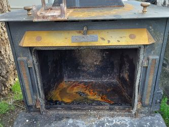 Free Standing Stove Fireplace, Pipe & Accessories for Sale in Tacoma,  WA