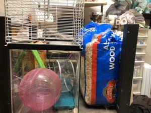 Hamster habitat set for Sale in Winston-Salem, NC