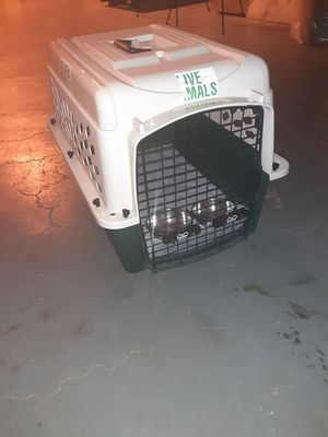 Dog crate kennel for Sale in Pawtucket, RI