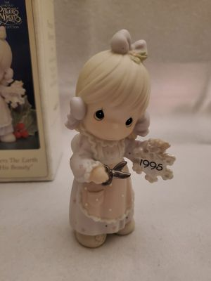 """Precious Moments """"He Covers The Earth With His Beauty"""" Dated 1995 for Sale in Garden Grove, CA"""