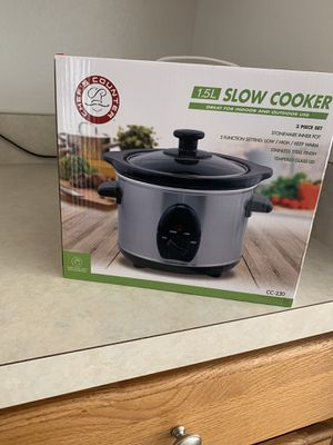 Brand new, unused crock pot for Sale in Sanford, FL