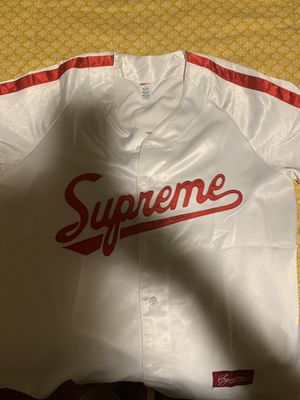 Supreme Jersey Used Large for Sale in Pensacola, FL