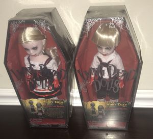 New Living Dead Doll Hansel and Gretel just $75 for Sale in Port St. Lucie, FL