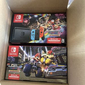 Nintendo Switch Mario Deluxe for Sale in Los Angeles, CA