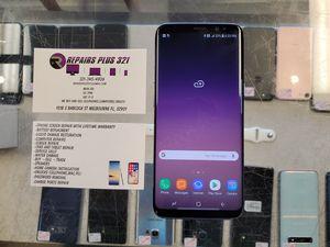 Unlocked Purple Galaxy S8 64gb for Sale in Melbourne, FL
