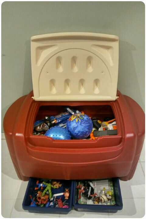 Little Tikes Toy Box