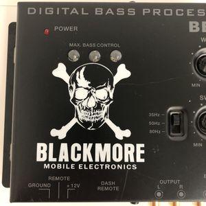 Blackmore Digital Bass Processor Epicenter for Sale in Vista, CA